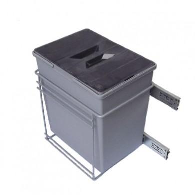 Кош за вграждане - PVC   20 L.      21960
