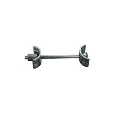 Свързващ болт за плот - 65 mm
