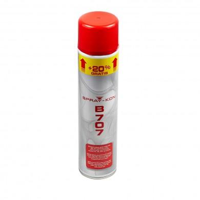 Универсално аерозолно контактно лепило  SPRAY KON  B707