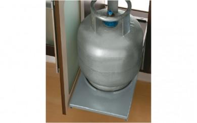 Изтегляща поставка  за газова бутилка