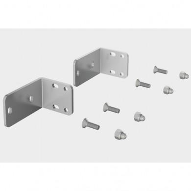 Планки малки за челен монтаж към хипертелескопичен алуминиев водач