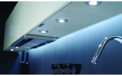 LED луна за вграждане  220 V