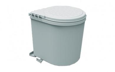 Кош за вграждане -  малък - PVC - 6 L          РР06