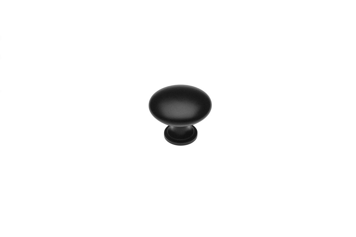 Мебелна дръжка 1189   черен мат