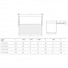 Механизъм за изтегляне на дублиращ плот SNACK