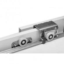 Механизъм за гардебни плъзгащи врати с горно водене Overline +