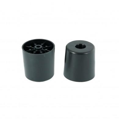 PVC cтъпка    Ø50    h= 60 mm
