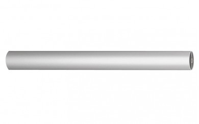 Алуминиев дистанционер Ø32, h=3000 mm  / М10