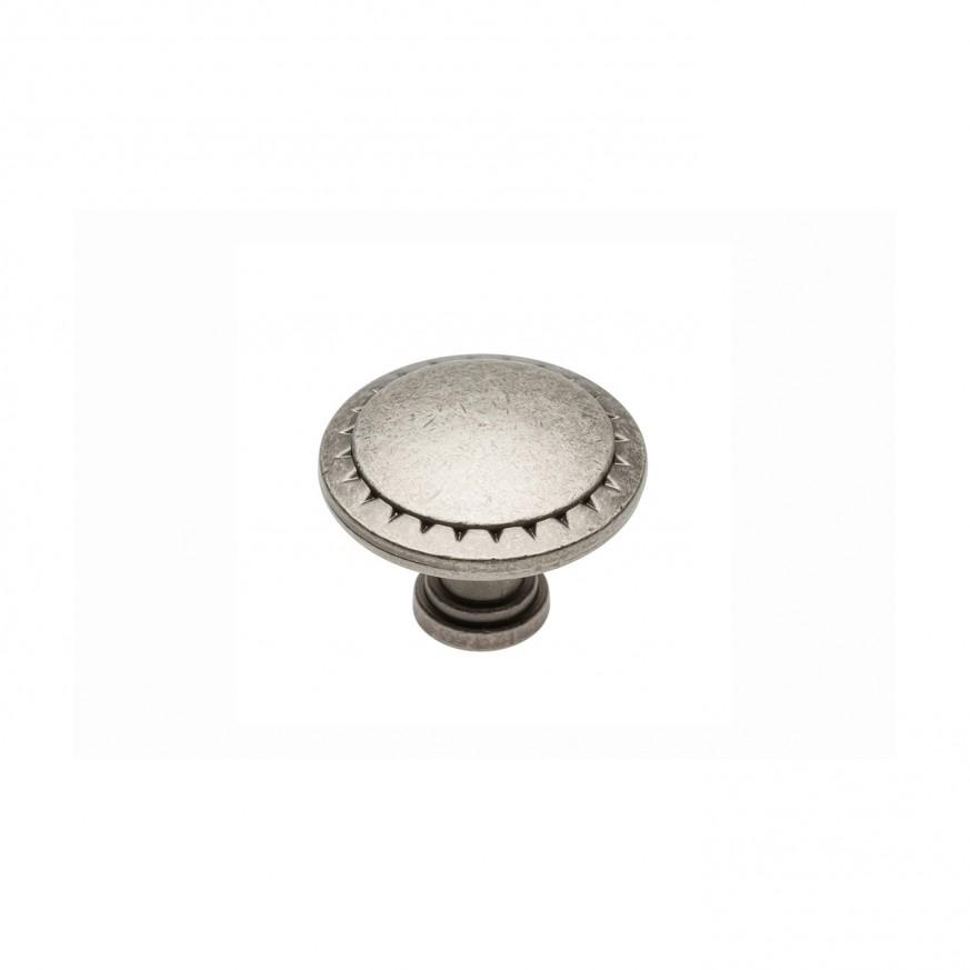 Дръжка 1177  топче  сребро антик