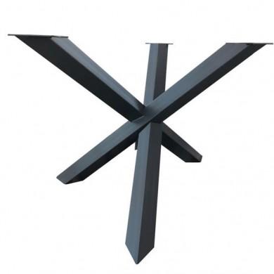 Метална основа с три лъча- 3КА Асима 40 H380