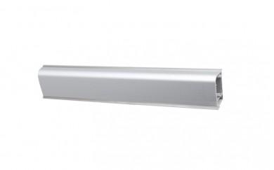 Алуминиева водобранна лайсна A1 малка  - 3.66 m.