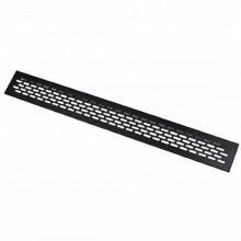 Алуминиева решетка 60х484 черна