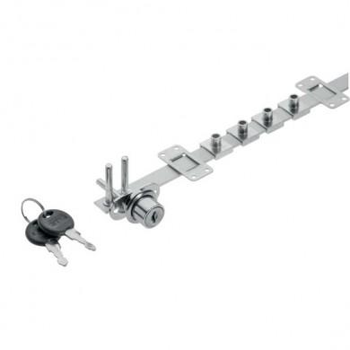 Ключалка централно заключване - 4 чекмеджета