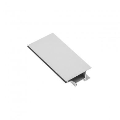 Алуминиев профил за LED осветление за вратички без дръжка