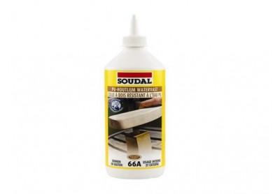 Лепило  за  дърво - полиетиленово SUDAL  66А