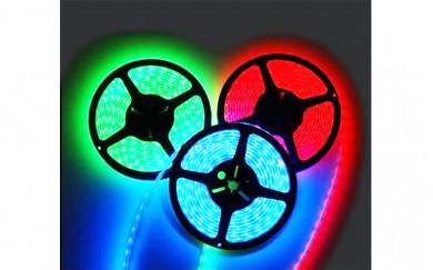 LED лента 5050  RGB  неводоустойчива