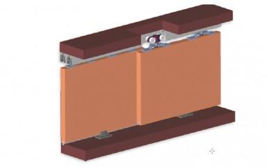 Механизъм за преградни врати  Y-019