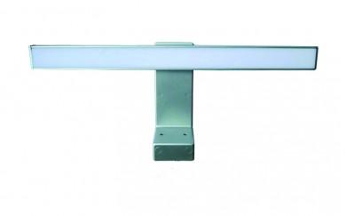 LED осветително тяло - монтаж над шкаф за баня
