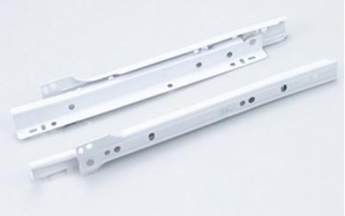 Водач  за чекмедже - ролков  - бял   1.1 mm   SAMET