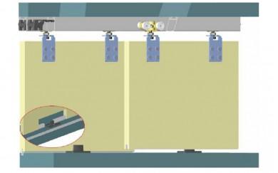 Механизъм за преградни врати  Y-019 Y