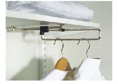 Изтеглящ лост за гардероб