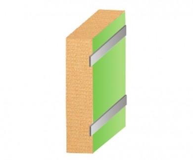 Алуминиева лента 16х3 mm