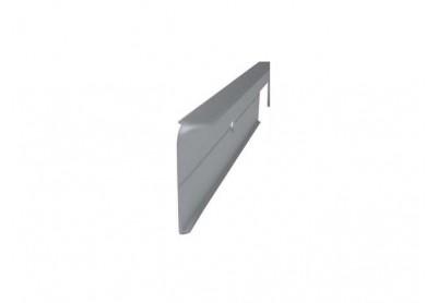 Свързваща лайсна за плот 40 mm  EGGER  -  асимертична
