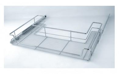 Механизъм тип чекмедже под мивка с плавно прибиране