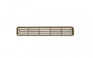 PVC решетка 204 х 35 mm