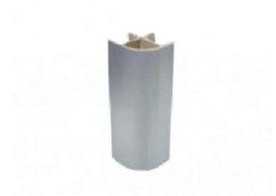 PVC ъгъл за цокъл