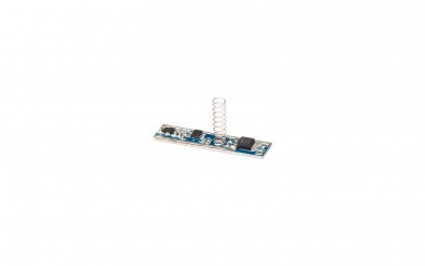 Тъч  сензор  ON /OFF с димер на степени за вграждане в алуминиев профил