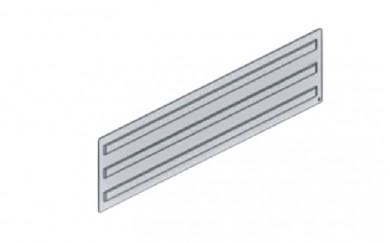 Метален страничен панел