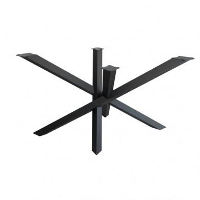 Метална основа за маса с четири лъча - Кристи Асима 60H720