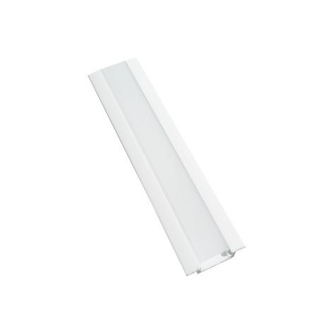 Алуминиев бял вкопаем профил за LED лента   INLINE mini
