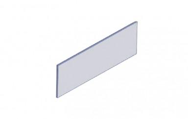 Стъклен страничен панел