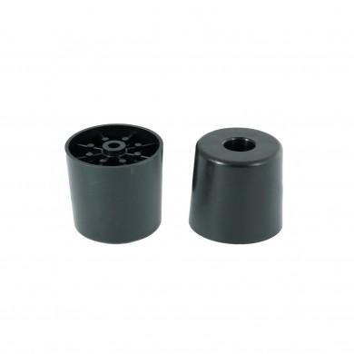 PVC cтъпка ,  Ø50   h=50 mm