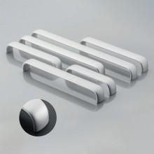 Мебелна дръжка алуминиева UZ-340