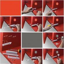 Пуш магнитен шнапер Lux