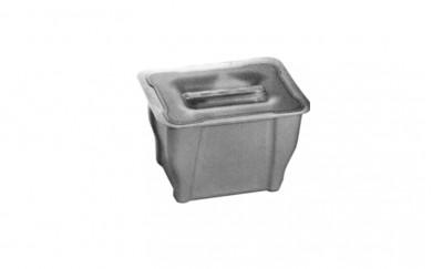 Кош за окачване - PVC   7  L.      31115