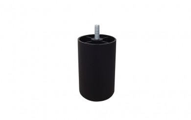 PVC cтъпка с болт М8    Ø60,  h=100 mm
