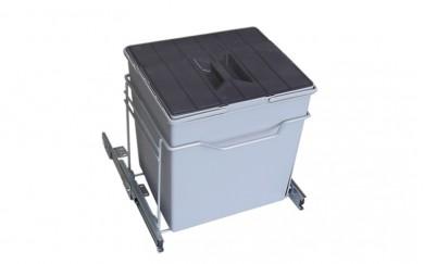 Кош за вграждане - PVC   20 L.      21930