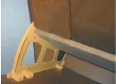 PVC механизъм  за обувки един ред