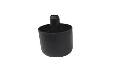 PVC cтъпка с дибла Ø52,  h=52 mm