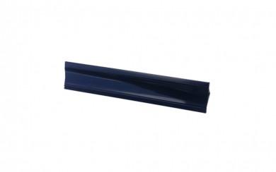 Водобранна лайсна микро - черен гланц