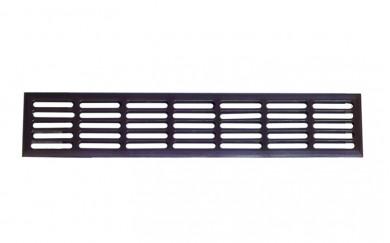 PVC решетка 476 х 80 mm