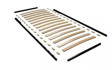 Метална подматрачна рамка  820 х 2000 mm  странично отваряне