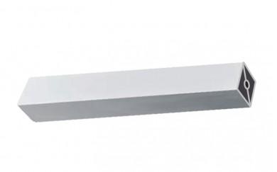 Алуминиев дистанционер  гладък   40х40, h=2000  mm
