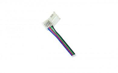 Конектор за LED лента  RGB  5050