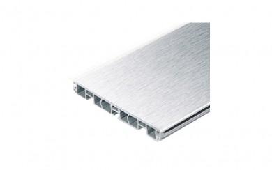 PVC  цокъл   инокс - 4.05  м