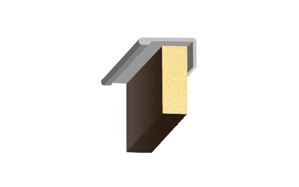 Алуминиева кант дръжка за кухня